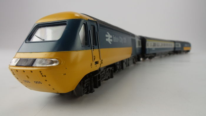 Hornby 00 - R332 - Treinstel - 3 delige set InterCity 125 Class 253 - British Rail