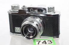 Haking Halina 35X in collectible condition