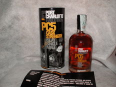 Bruichladdich Port Charlotte PC5