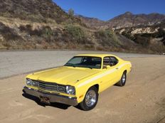 Plymouth - Duster 440 - 1974