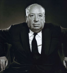 Yousuf Karsh (1908-2002) - Alfred Hitchcock, 1960
