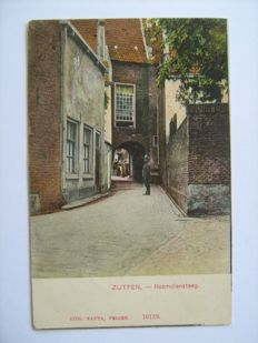 the Netherlands-Zutphen-52 x-in colour and black/white
