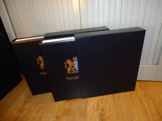 The Netherlands 1970/1999 - complete collection in 2 Davo LX albums, including cases