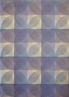 M.J.  Forster - Circles and Squares