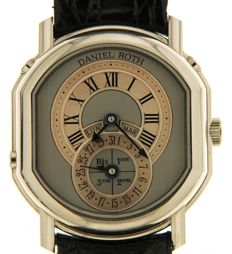 Daniel Roth - Perpetual Calendar - Mens watch