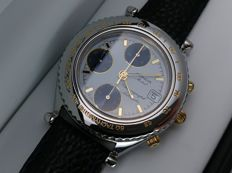 Mondia Mistral automatic chronograph on Valjoux 7750 - Men's - 1995-1999 - No reserve price
