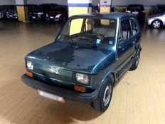Fiat - 126 Personal 4 - 1978