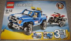 Creator - 5893 - Off-Road Power
