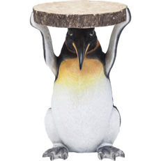 Penguin table - ideal for presentation of gifts, candy.