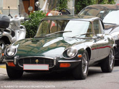 Jaguar - E-type Series III 5.3 V12 - 1973