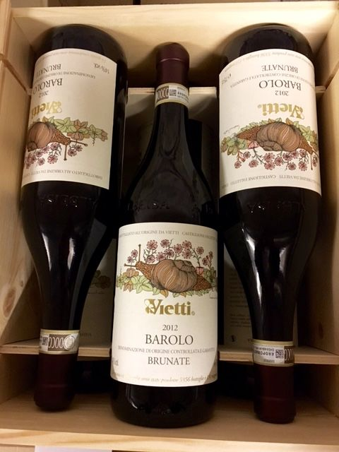2012 Vietti Brunate, Barolo - 6 bottles (75cl) in 0WC