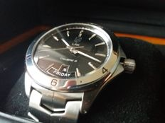 TAG HEUER Link Calibre 5 Day-Date Ref. WAT2010 --- Mens watch --- 2014