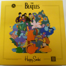 The Beatles : Happy socks collection , The deluxe limited edition set
