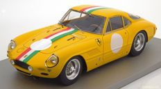 Tecnomodel Mythos Series - Ferrari 250 GT Sperimentale Salon België 1962 - Limited Edition 70 pieces- colour: Yellow