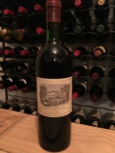 1976 Chateau Lafite Rothschild, Pauillac - 1 bottle (75cl0