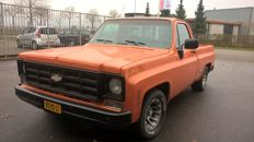 Chevrolet - C10 pick-up truck - 1978