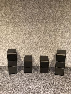 Bang and Olufsen - Beovox Speakers Set :  2x Beovox CX100 and 2x Beovox CX50