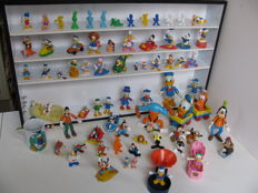 Disney, Walt - 73 figurines - Donald Duck & Friends (1970s/90s)