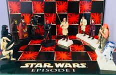 Never used chess, Star Wars Episode I, 1999.