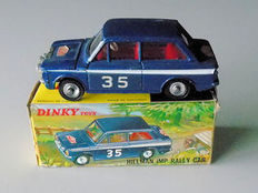 Dinky Toys - Scale 1/43 - Hillman Imp Rally Car No.214