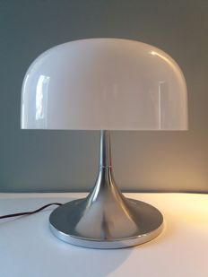 Unknown designer - Mushroom lamp with trumpet base