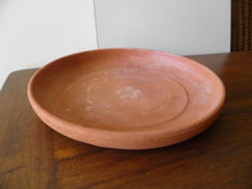 Large dish in terra sigillata  - Roman period - diam. 250 mm