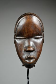 Passport mask  - DAN - Liberia / Ivory Coast