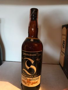 Springbank 8 years old - bottled in the early 1970s