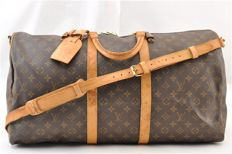 Louis Vuitton - Keepall Bandouliere 55 - Travel bag