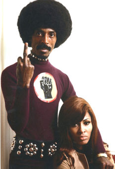 Tony Frank - Ike and Tina Turner, 1969.