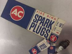 AC 44S Fire Ring Spark Plugs