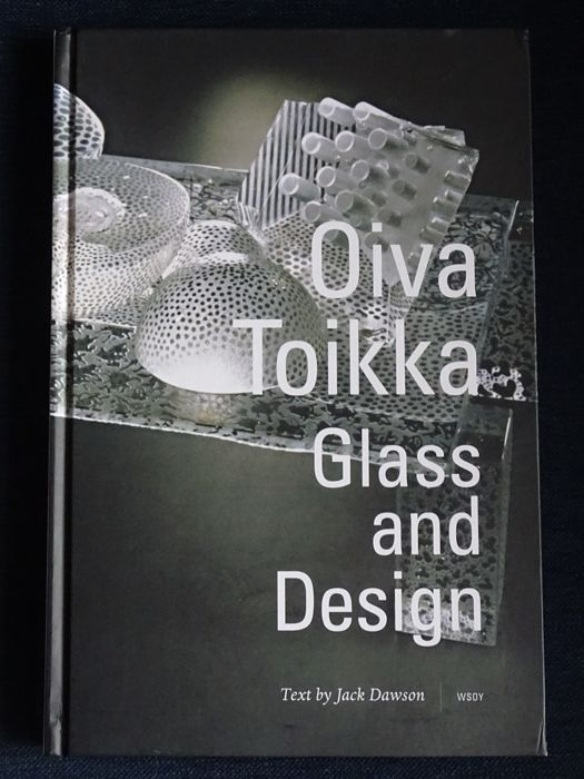 Literatuur - Jack Dawson - Oiva Toikka Glass and Design