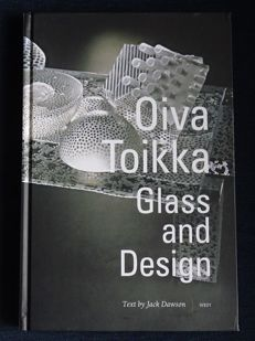 Literature - Jack Dawson - Oiva Toikka Glass and Design