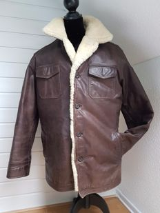 Pall Mall American Classic - Leather Coat