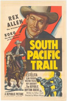 Anonymous - South Pacific Trail - 1952