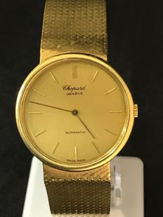 Chopard - Automatic 18CT Full Gold - 1031 - Heren - 1970-1979