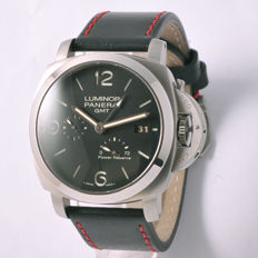 Panerai- Luminor 1950 -Man's watch-Pam00321-GMT Power reserve-limited editon -O845/2500