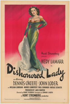 Anonymous - Dishonored Lady - 1947