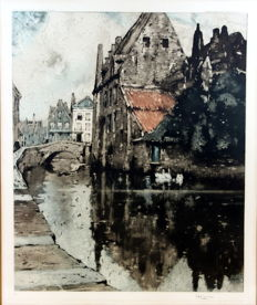 Henry Cassiers - Brugge - 1922