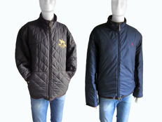 Ralph Lauren - Reversible Padded Jacket - Calfleather crafted