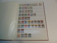 German Reich - 1924/1938 - collection between Michel no.: 355 and 683