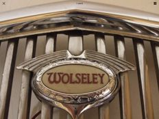 Wolseley - original chrome grille by Wolseley Hornet