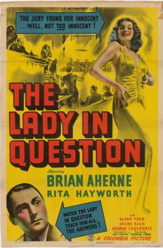 Anonymous - The Lady In Question - 1940