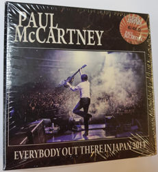 "Paul McCartney : ""Everybody out there in Japan"""