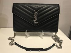 Yves Saint Laurent – Classic evening bag/wallet.