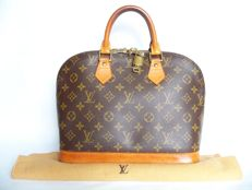 Louis Vuitton Alma + LV padlock (320) with 2 keys - *No Minimum Price*