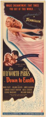 Anonymous - Down To Earth - 1947