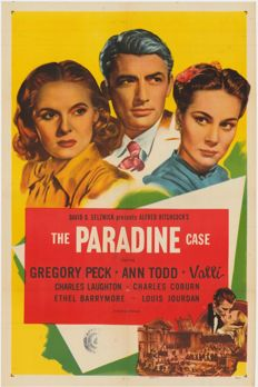 Anonymous - The Paradine Case - 1948