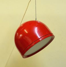 "Unknown designer - Pendant lamp similar to ""Pallade"" (Artemide)"