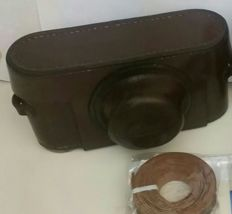 Leica Vintage Screwmount Camera Case, Excellent Condition!